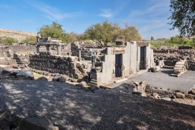 Korazin/Chorazin Synagogue