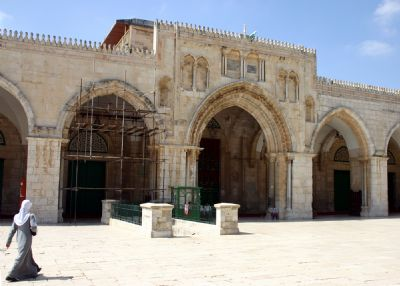 El Aqsa & South