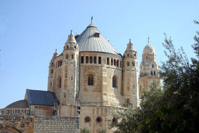 Mount Zion (modern)