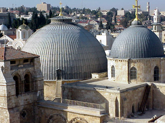 Church of Holy Sepulcher (12 folders)