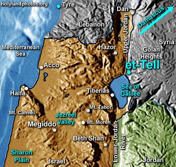 et-Tell/Geshur/Bethsaida