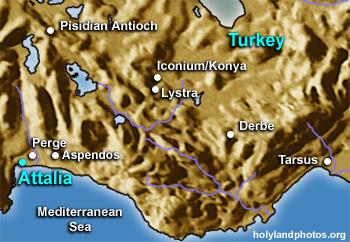 Attalia/Antalya