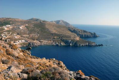 Views of Island of Patmos