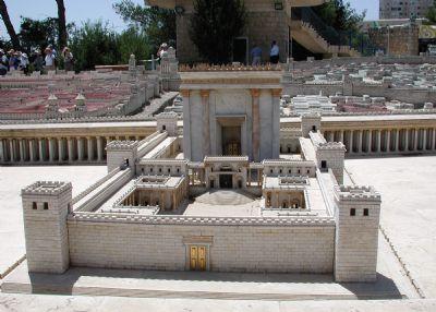 Model of NT Jerusalem