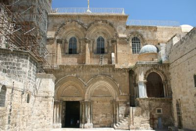 5 Churches of Jerusalem (folder)