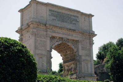 Roman Forum East (Arch of Titus)