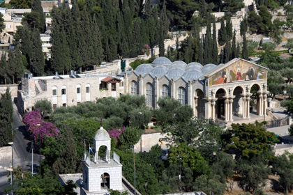 Gethsemane 12 images
