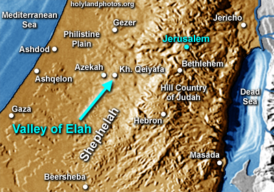 Valley of Elah