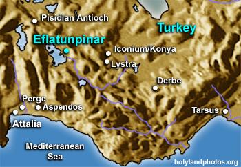 Eflatunpinar