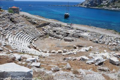 Knidos Site 11 Images