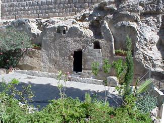 Garden Tomb & Gordon's Calvary