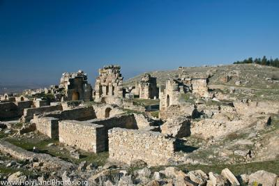 Hierapolis Tomb Church and Martyrium of Philip