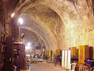 Rabbinic Tunnels