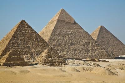 Egypt (3 folders)