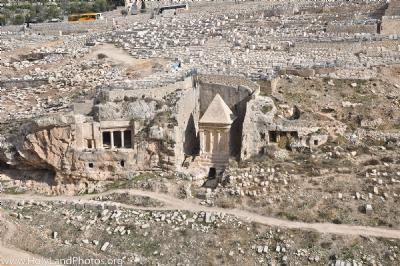 Kidron Valley Tombs