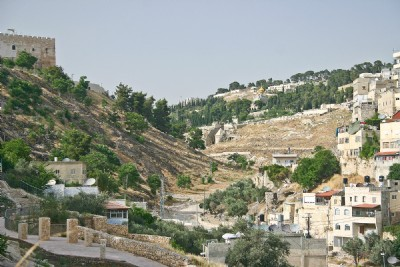 Kidron Valley Views