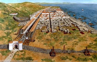 Tiberias Gate & Theater
