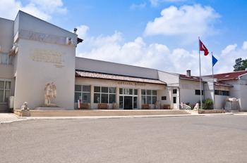 Antlaya Museum Deities and Emperors