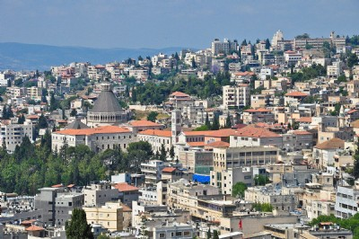 Nazareth the City