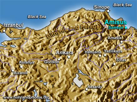 Amisus (Samsun)