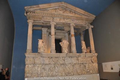 Xanthos Monuments
