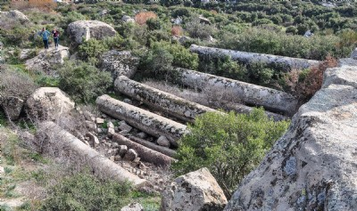 Alexandria Troas: Remote Places