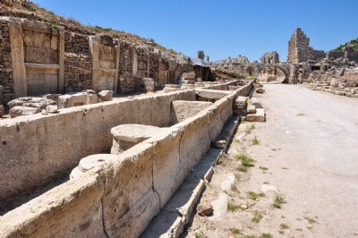 Perge New Excavations