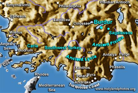 Sagalassos Artifacts/Burdur