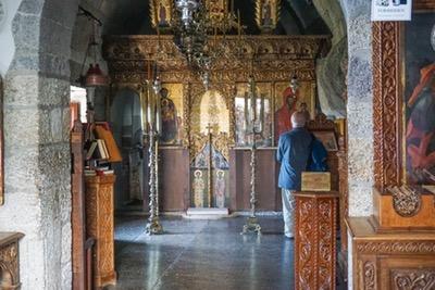 Patmos: Cave of the Apocalypse