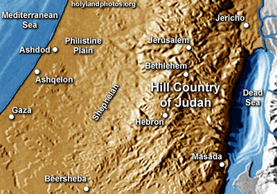 Hill Country of Judah