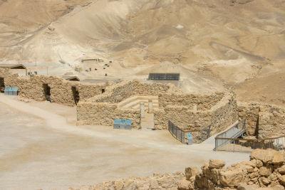 Masada Structures on Plateau