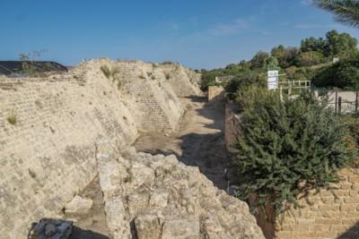 Caesarea Crusader City