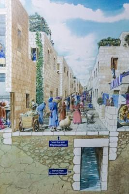Pilgrims' Street and Main Drain