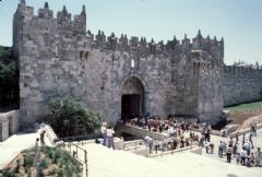 Gates Of the Old City