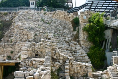 City of David Antiquities