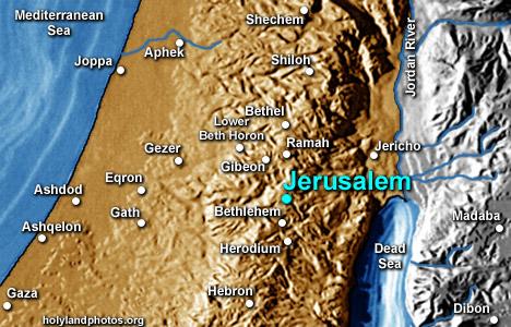 Jerusalem (64 folders!)