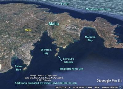Bays of Malta
