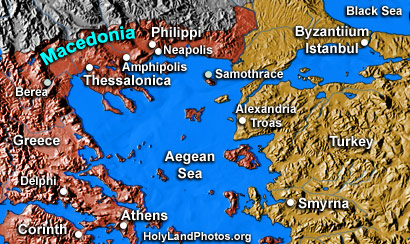 Greece North