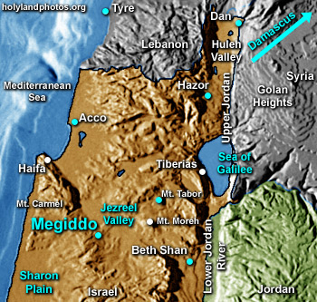 Megiddo (Israelite)