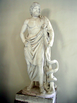 Pergamum: Asclepion