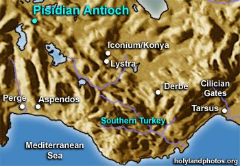 Pisidian Antioch