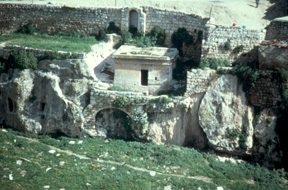 Silwan OT Tombs