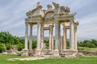 Aphrodisias Major Structures