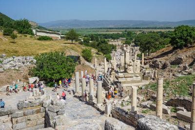 Ephesus Middle City