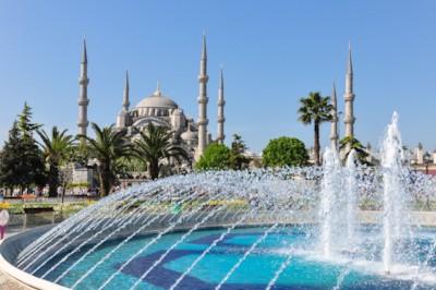 Blue Mosque (Sultan Ahmet Camii) Istanbul