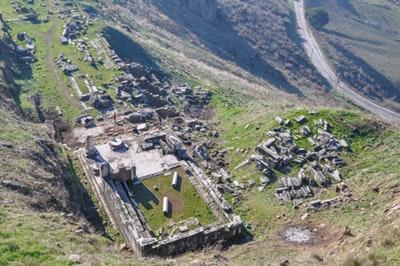 Pergamum: Temples