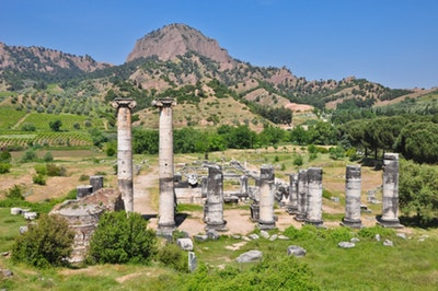 Sardis Artemis Temple Plus