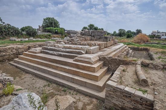 Perge New Excavations