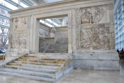 Rome: Ara Pacis Altar