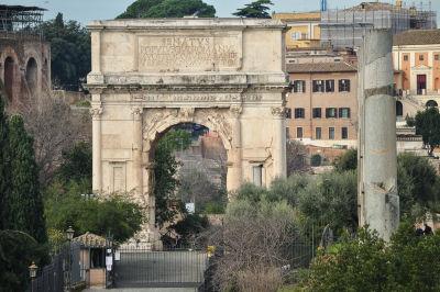 Roman Forum East (Arch of Titus)